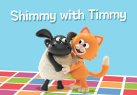 Sport Relief 2016: Shimmy With Timmy Activity