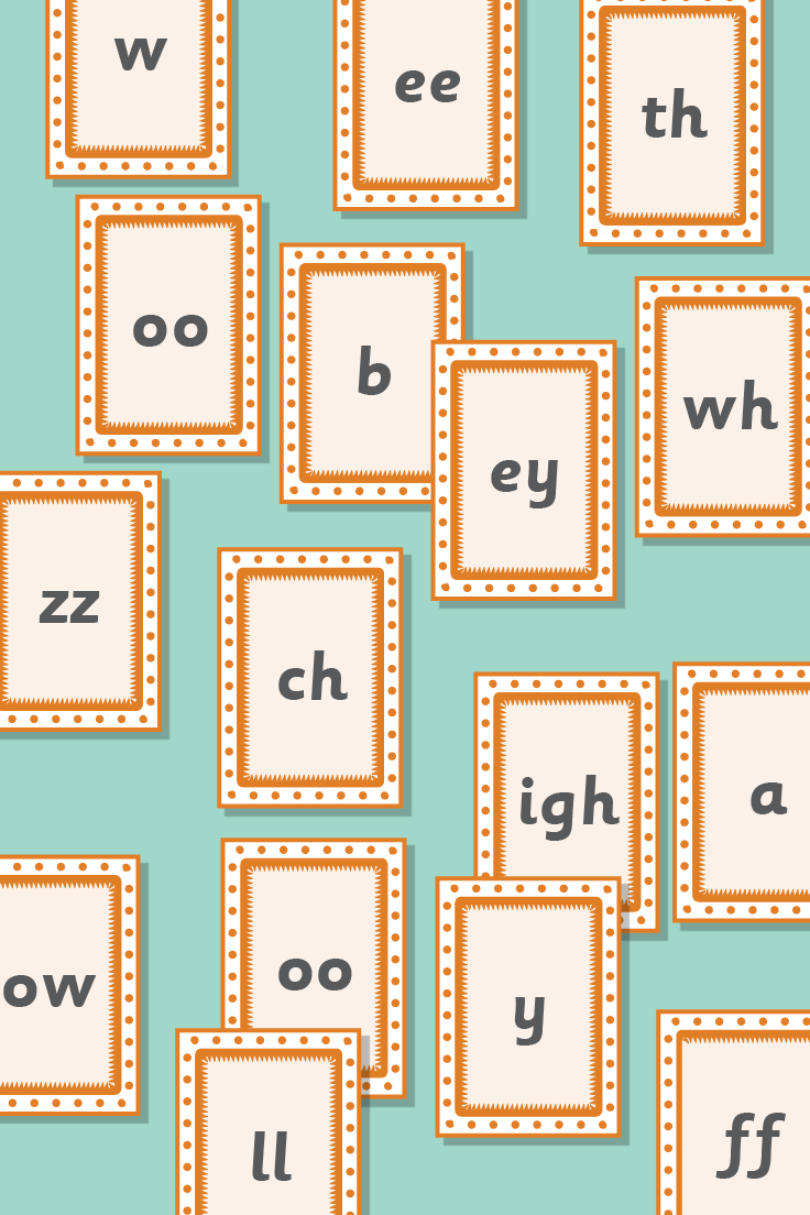 Phoneme / Grapheme Cards