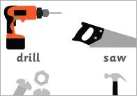 Construction Word Mat