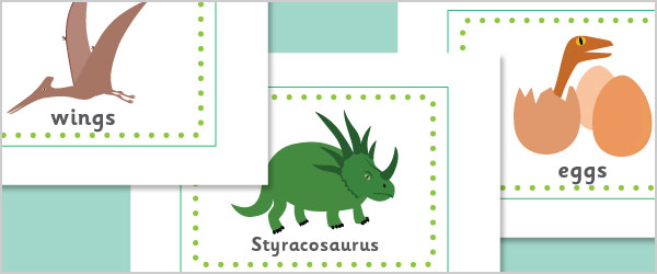 Dinosaur A4 Posters