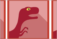 Dinosaur Maths Game- 'All about 8'