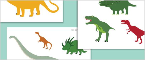 Dinosaur Cut