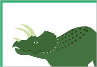 Dinosaur-labels