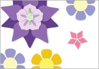 Flower-a4-border