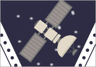 Space-bunting