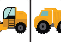 Work-Vehicles-Dominoes