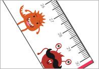 Monsters-Printable-rulers-thumbs