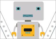 Robot Bunting