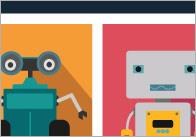 Robot Editable Poster