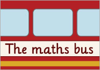Maths Bus Activity