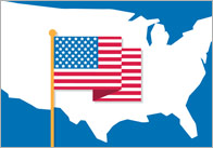 USA Editable Poster