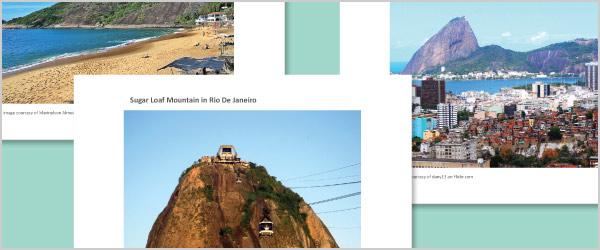Brazil Photo Pack