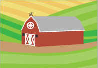 Farm-editable-poster