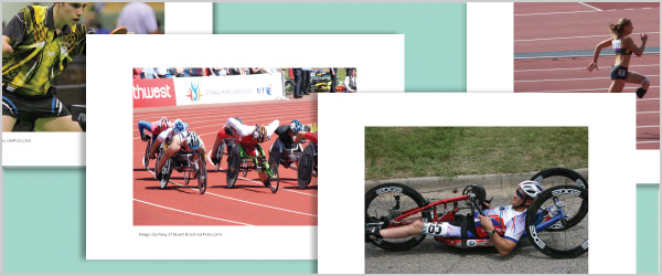 Paralympic Photo Pack