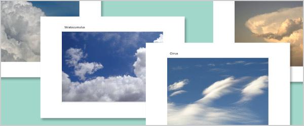 Cloud Photo Pack