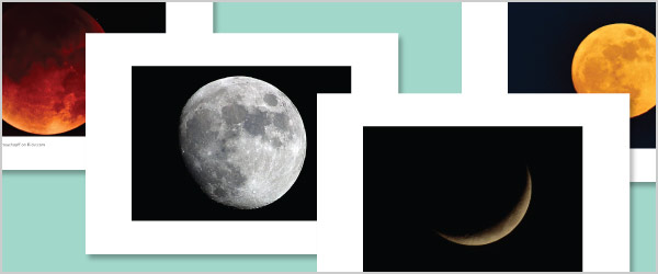 Moon Photo Pack