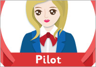 Airport Role Play Badges