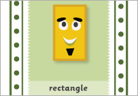 2D & 3D Shapes Snap Cards / Matching Pairs