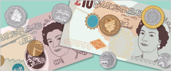 Printable Banknotes & Coins For Role Play (UK)