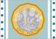 Snap-cards-new-one-pound-coin-£1