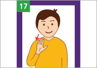 British Sign Language Multiple Choice Worksheet