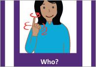British Sign Language Basic Signs Worksheet