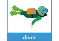 Under the Sea Vocabulary Activity