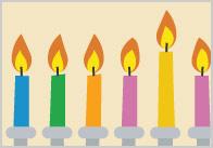Hanukkah Candle Song