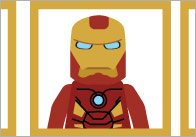 Superhero Maths Game: All About 8