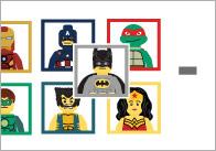 Superhero Subtraction Worksheets