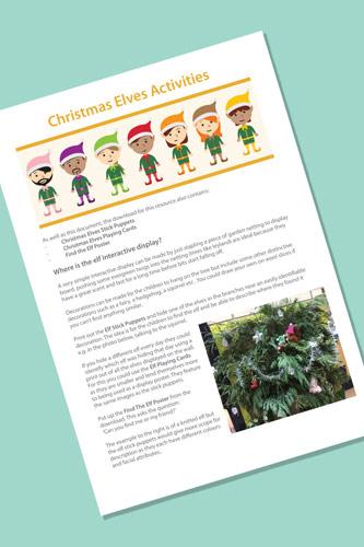 Christmas Elves Activities & Games