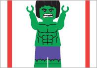 Superhero Anger Management Playing Cards