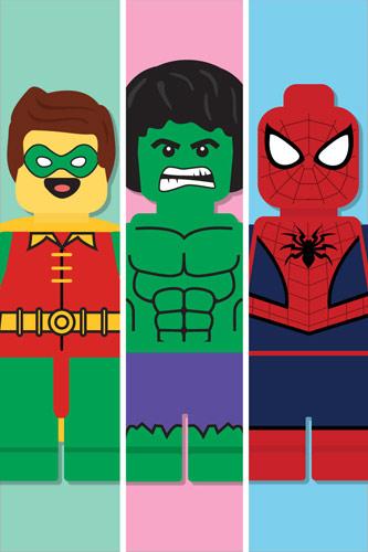 Superhero Resource Pack - Games & Activities