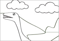 Dinosaur Colouring In Sheets – Mindfulness Resource