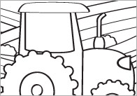 Farm Colouring In Sheets – Mindfulness Resource