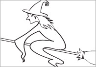 Halloween Colouring In Sheets – Mindfulness Resource