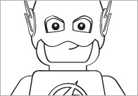 Superhero Colouring In Sheets – Mindfulness Resource