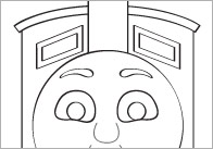 Train Themed Colouring In Sheets – Mindfulness Resource