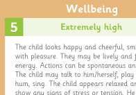 Leuven Scale Emotional Wellbeing Cards