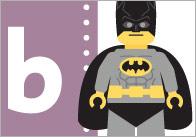 Superhero Initial Sounds Phonics Game